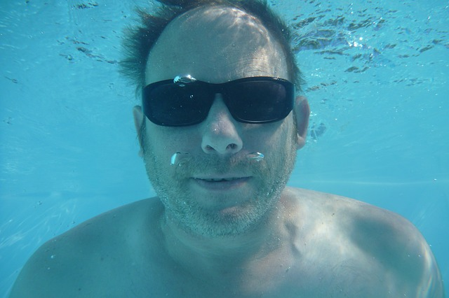 fotka pod vodou